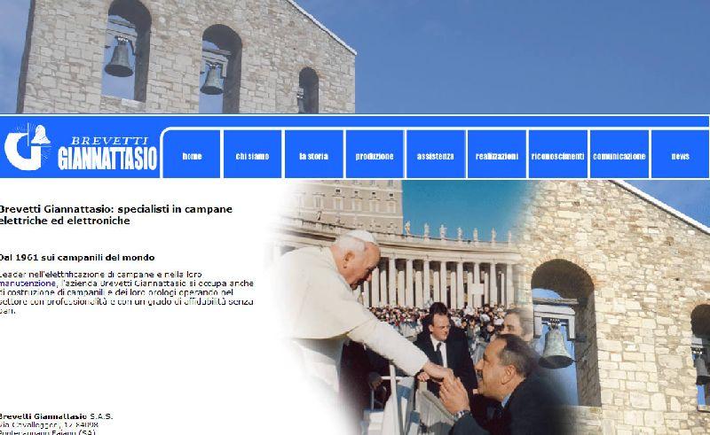 Il vecchio sito di brevetti giannattasio va in pensione!